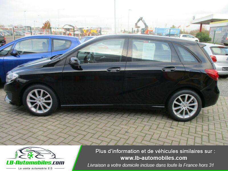 Mercedes Classe B 180 180 CDI Noir occasion à Beaupuy - photo n°12