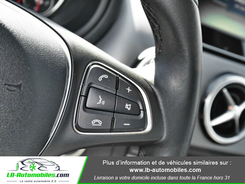 Mercedes Classe B 180 180 CDI Noir occasion à Beaupuy - photo n°7