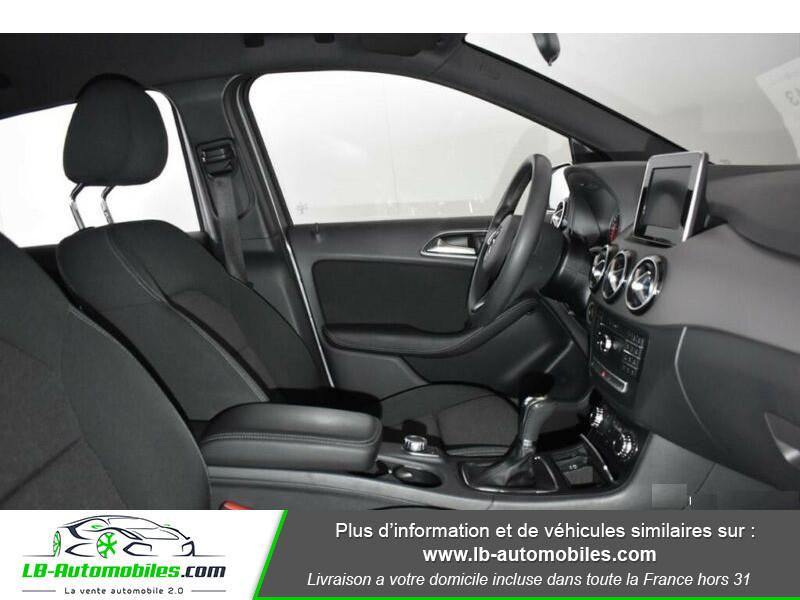 Mercedes Classe B 180 180 CDI Gris occasion à Beaupuy - photo n°5