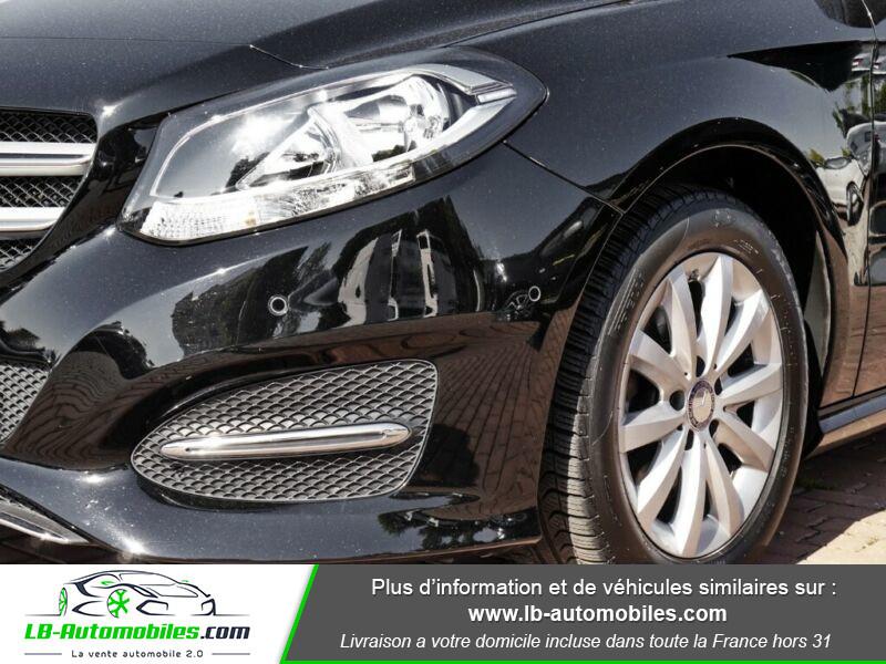 Mercedes Classe B 180 180 CDI Noir occasion à Beaupuy - photo n°4