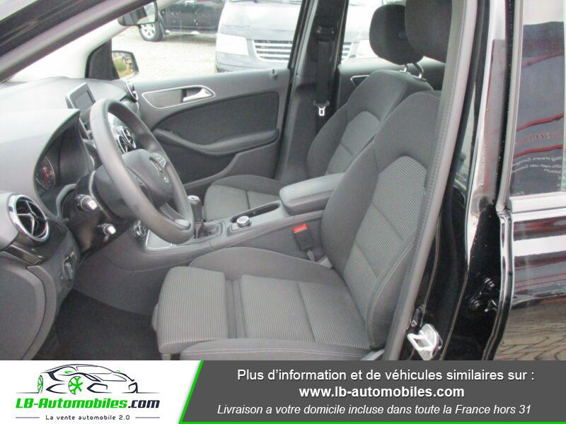 Mercedes Classe B 180 180 CDI Noir occasion à Beaupuy - photo n°2