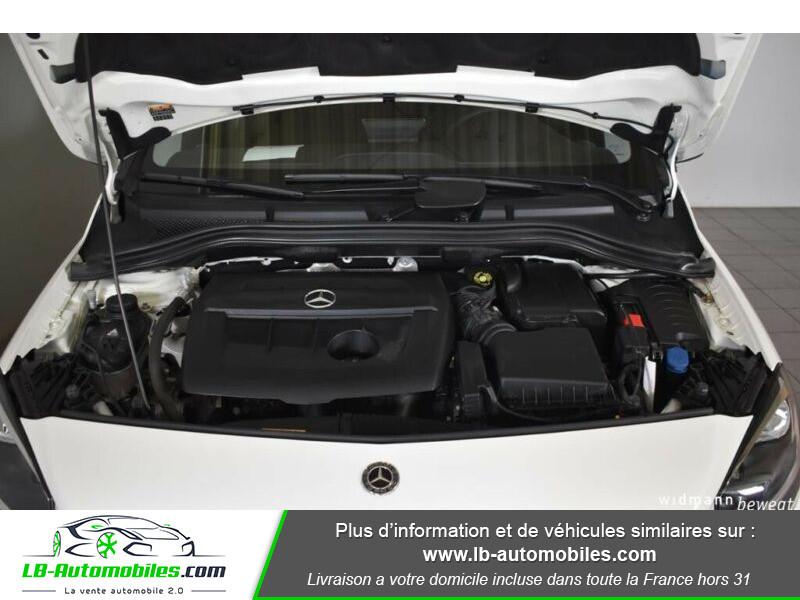 Mercedes Classe B 180 180 CDI Blanc occasion à Beaupuy - photo n°12