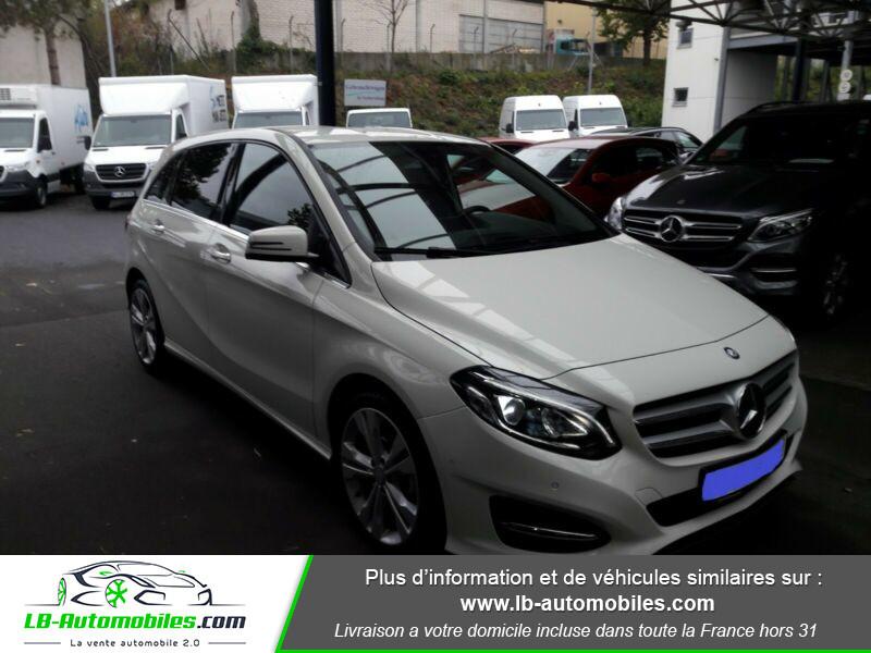 Mercedes Classe B 180 180 CDI Blanc occasion à Beaupuy - photo n°11