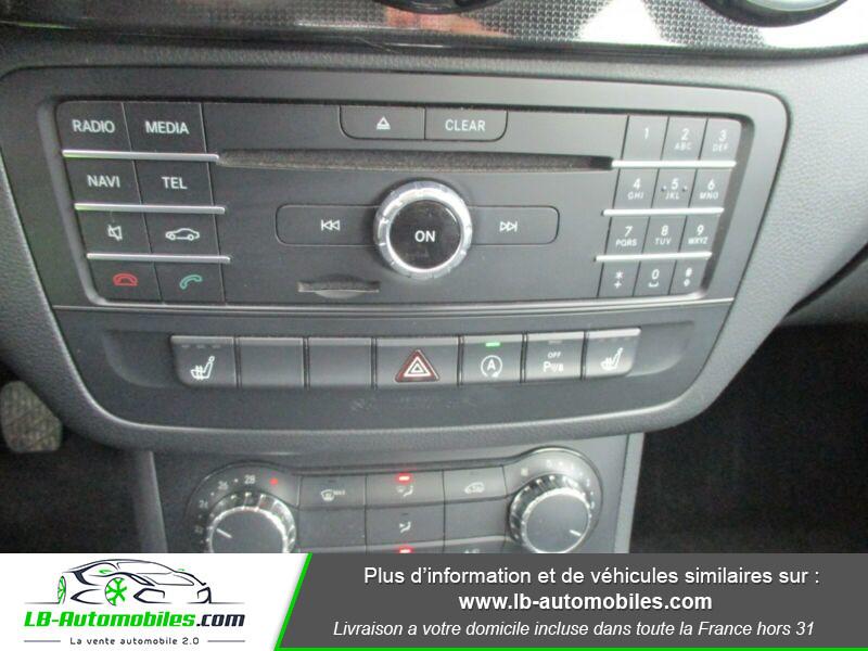 Mercedes Classe B 180 180 CDI Noir occasion à Beaupuy - photo n°8