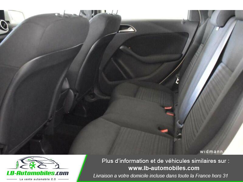 Mercedes Classe B 180 180 CDI Blanc occasion à Beaupuy - photo n°6
