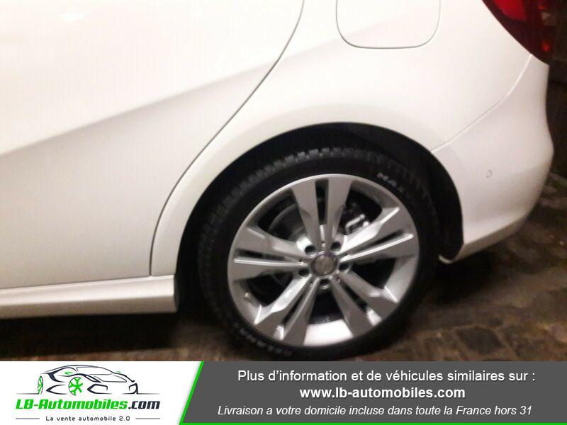 Mercedes Classe B 180 180 CDI Blanc occasion à Beaupuy - photo n°14