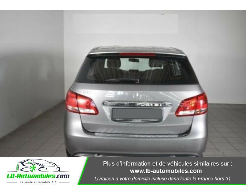 Mercedes Classe B 180 180 CDI Gris occasion à Beaupuy - photo n°8