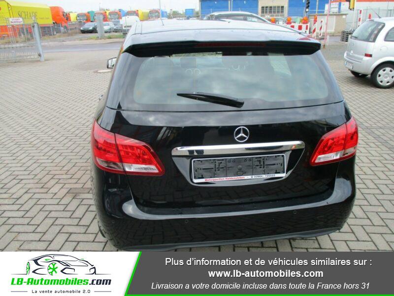 Mercedes Classe B 180 180 CDI Noir occasion à Beaupuy - photo n°3