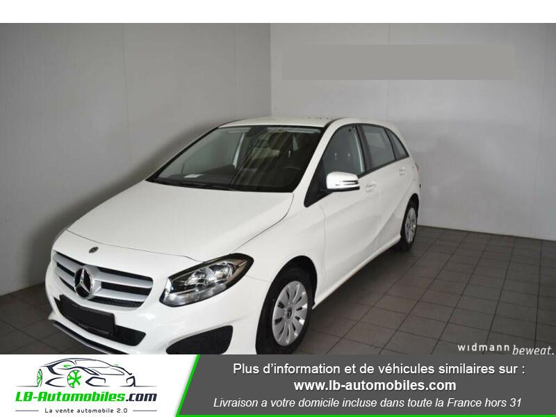 Mercedes Classe B 180 180 CDI Blanc occasion à Beaupuy