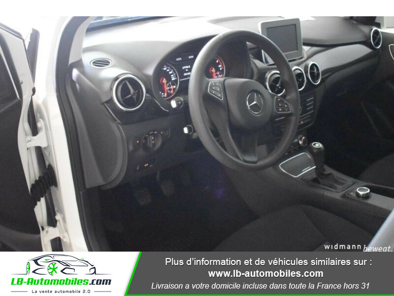 Mercedes Classe B 180 180 CDI Blanc occasion à Beaupuy - photo n°4