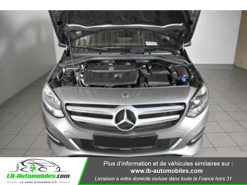 Mercedes Classe B 180 180 CDI Gris occasion à Beaupuy - photo n°11