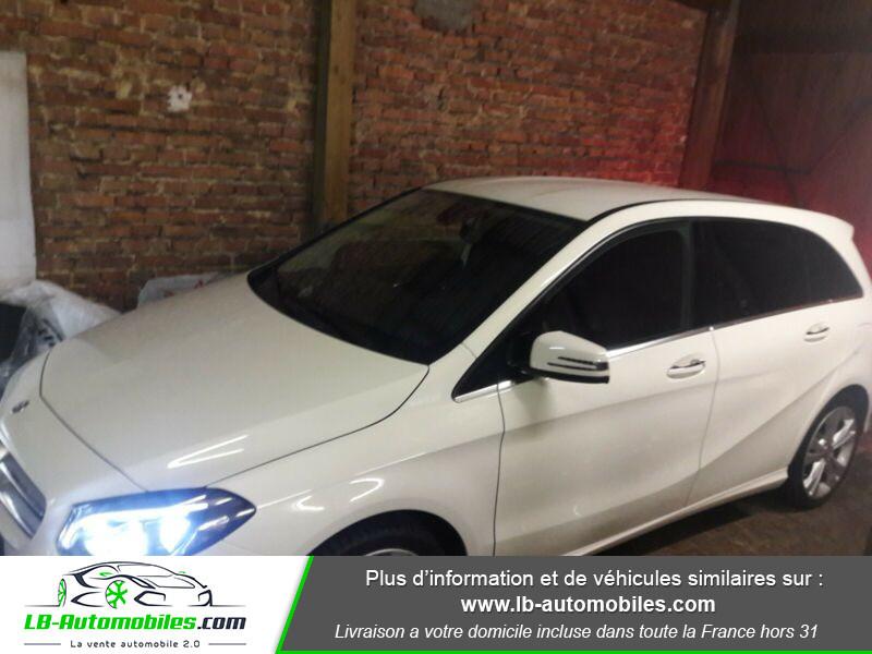 Mercedes Classe B 180 180 CDI Blanc occasion à Beaupuy - photo n°8