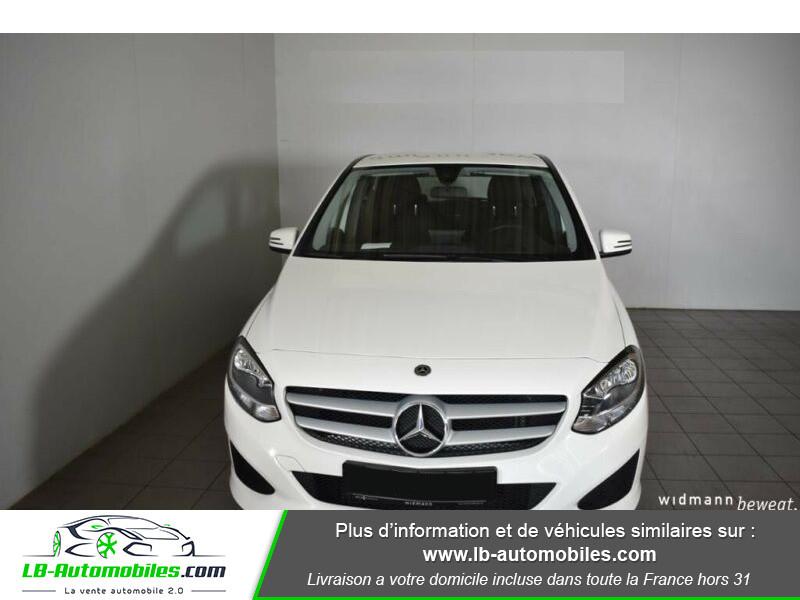 Mercedes Classe B 180 180 CDI Blanc occasion à Beaupuy - photo n°10