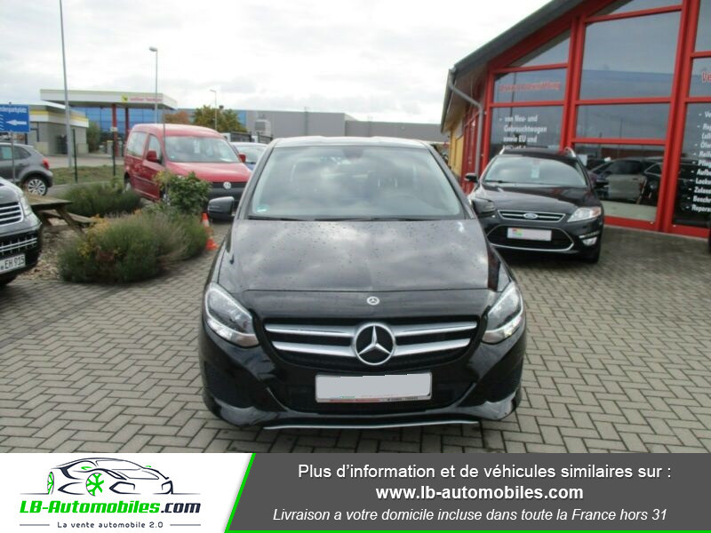 Mercedes Classe B 180 180 CDI Noir occasion à Beaupuy