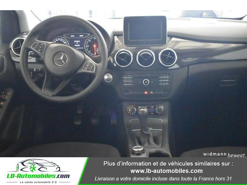 Mercedes Classe B 180 180 CDI Blanc occasion à Beaupuy - photo n°2