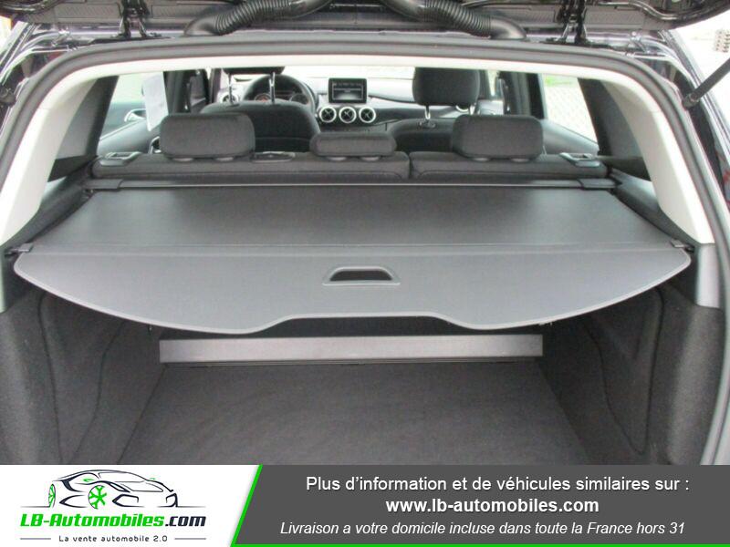 Mercedes Classe B 180 180 CDI Noir occasion à Beaupuy - photo n°13