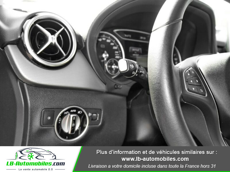 Mercedes Classe B 180 180 CDI Noir occasion à Beaupuy - photo n°6