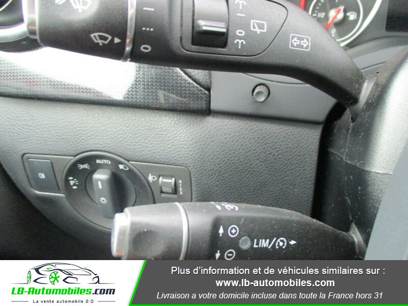 Mercedes Classe B 180 180 CDI Noir occasion à Beaupuy - photo n°10