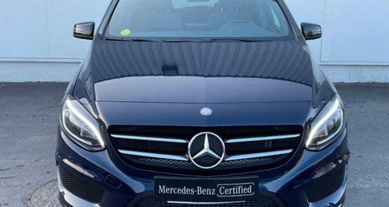 Mercedes Classe B 180 180 d 109ch Fascination Bleu occasion à Cambrai - photo n°4
