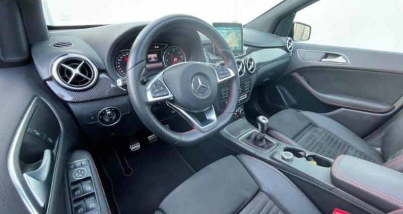 Mercedes Classe B 180 180 d 109ch Fascination Bleu occasion à Cambrai - photo n°7