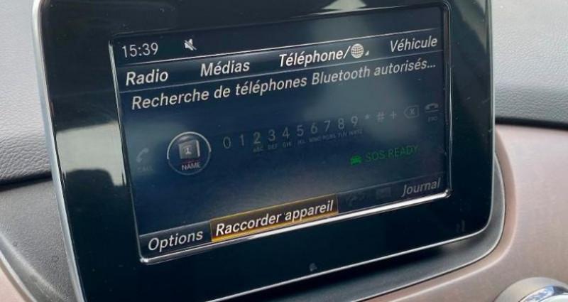 Mercedes Classe B 180 180 d 109ch Inspiration 7G-DCT Argent occasion à Douai - photo n°6