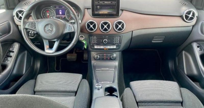 Mercedes Classe B 180 180 d 109ch Inspiration 7G-DCT Argent occasion à Douai - photo n°5