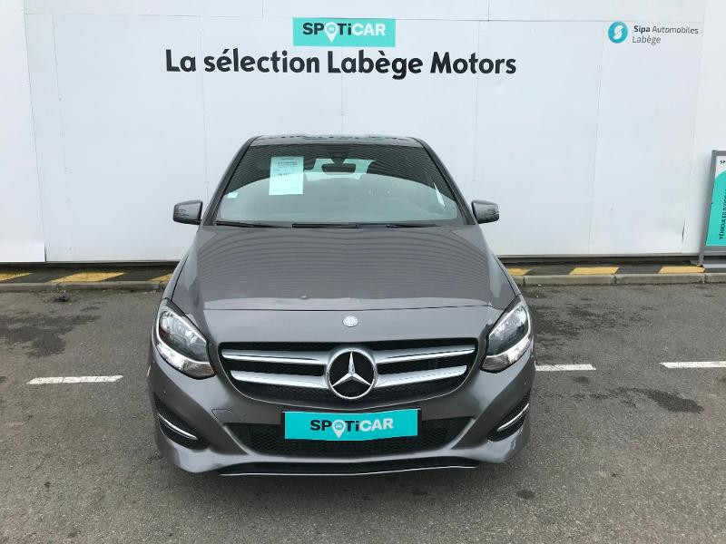 Mercedes Classe B 180 180 d 109ch Inspiration 7G-DCT Gris occasion à Labège - photo n°2