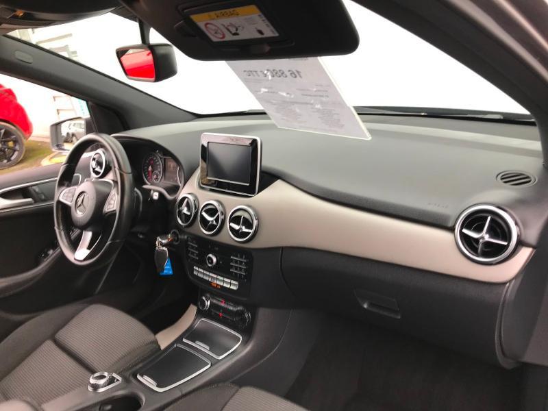 Mercedes Classe B 180 180 d 109ch Inspiration 7G-DCT Gris occasion à Labège - photo n°20
