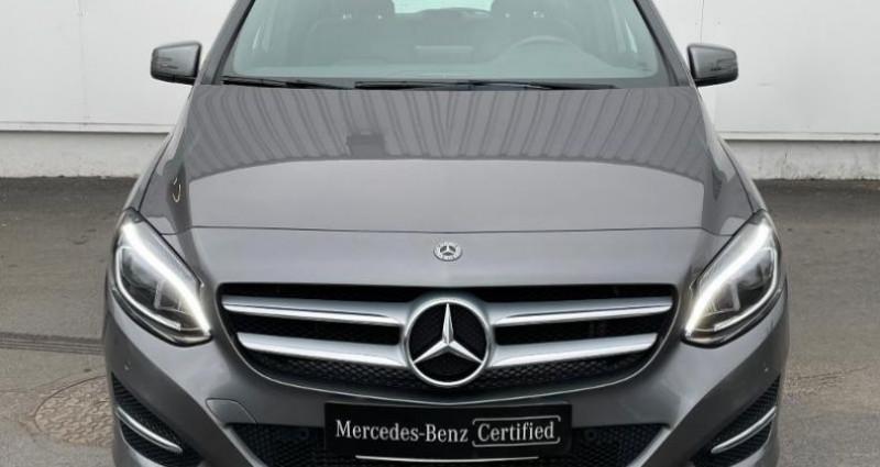 Mercedes Classe B 180 180 d 109ch Sensation 7G-DCT Gris occasion à Cambrai - photo n°4