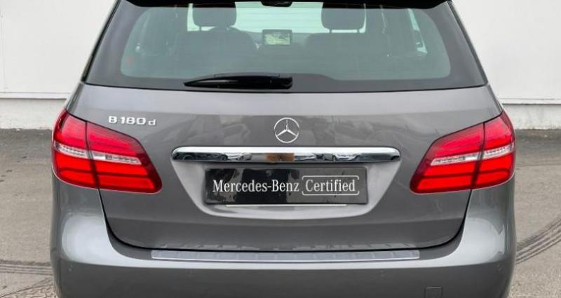 Mercedes Classe B 180 180 d 109ch Sensation 7G-DCT Gris occasion à Cambrai - photo n°5