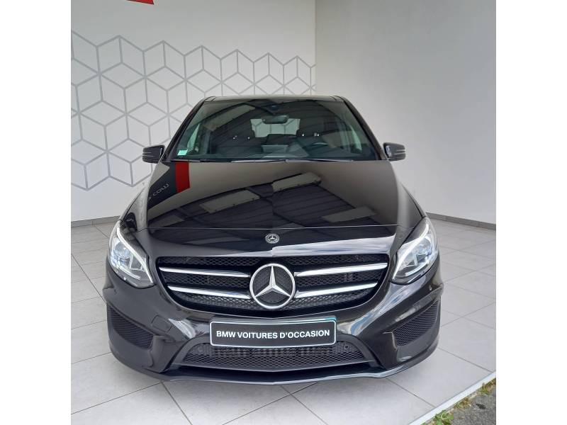 Mercedes Classe B 180 180 d 7-G DCT Sport Edition Noir occasion à Lescar - photo n°10