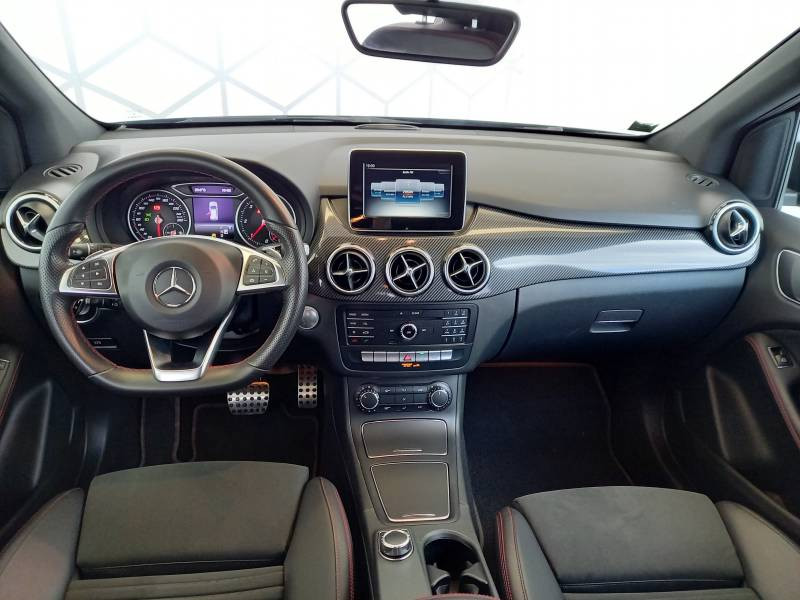 Mercedes Classe B 180 180 d 7-G DCT Sport Edition Noir occasion à Lescar - photo n°5