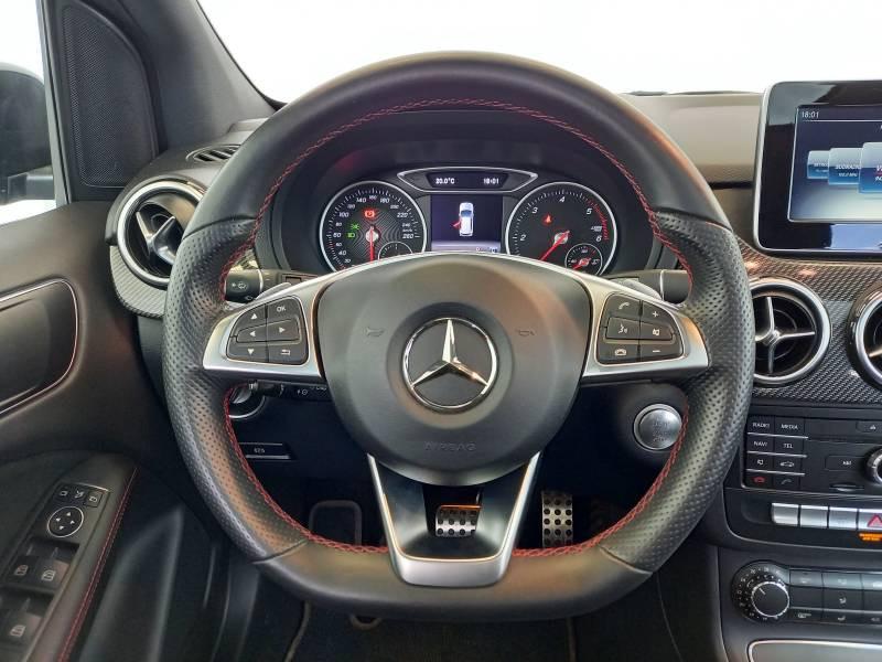 Mercedes Classe B 180 180 d 7-G DCT Sport Edition Noir occasion à Lescar - photo n°6