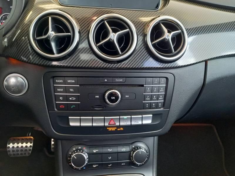 Mercedes Classe B 180 180 d 7-G DCT Sport Edition Noir occasion à Lescar - photo n°14