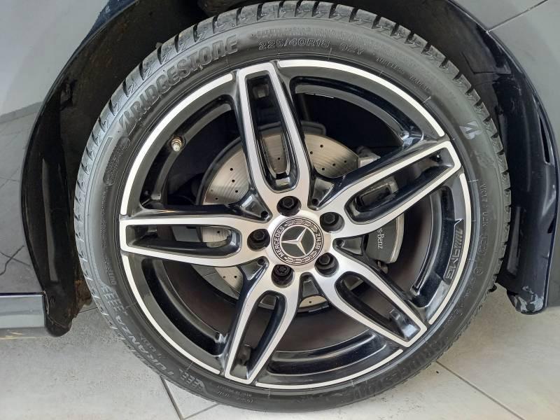 Mercedes Classe B 180 180 d 7-G DCT Sport Edition Noir occasion à Lescar - photo n°8