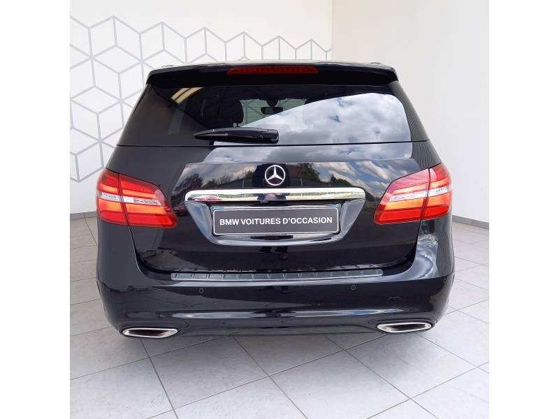 Mercedes Classe B 180 180 d 7-G DCT Sport Edition Noir occasion à Lescar - photo n°11