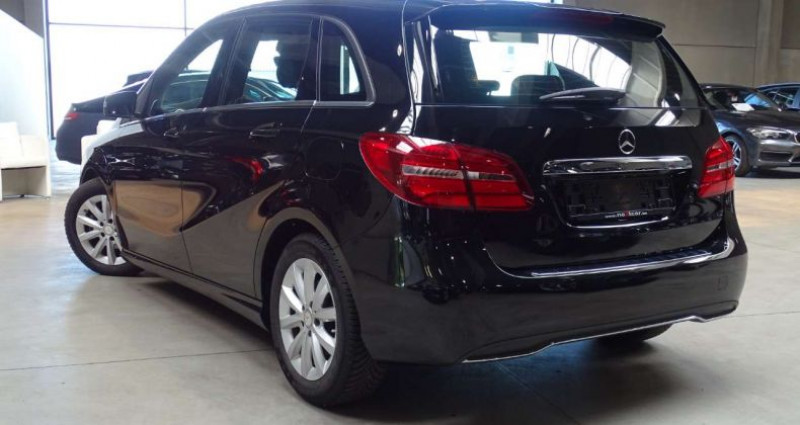 Mercedes Classe B 180 180 d BE Edition Noir occasion à CUESMES - photo n°4