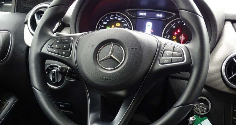Mercedes Classe B 180 180 d BE Edition Noir occasion à CUESMES - photo n°7