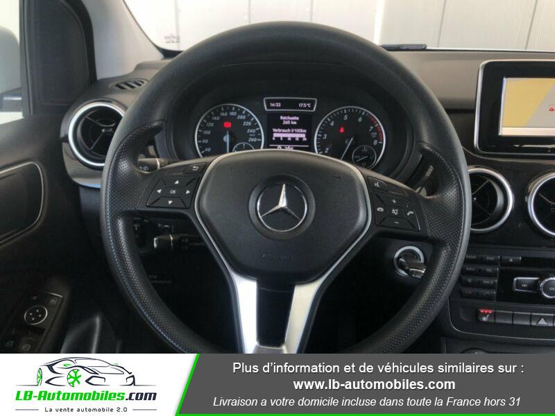 Mercedes Classe B 180 180 Blanc occasion à Beaupuy - photo n°8