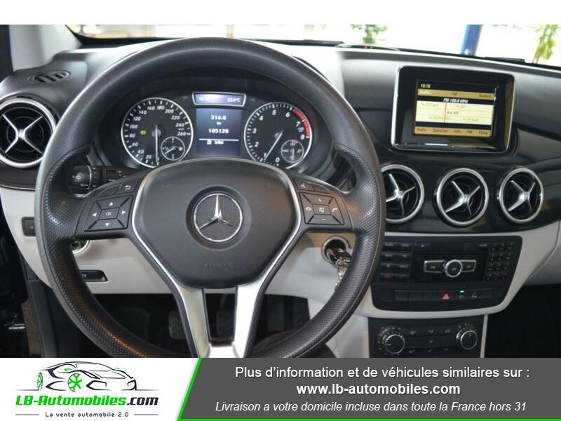 Mercedes Classe B 180 180 Noir occasion à Beaupuy - photo n°2