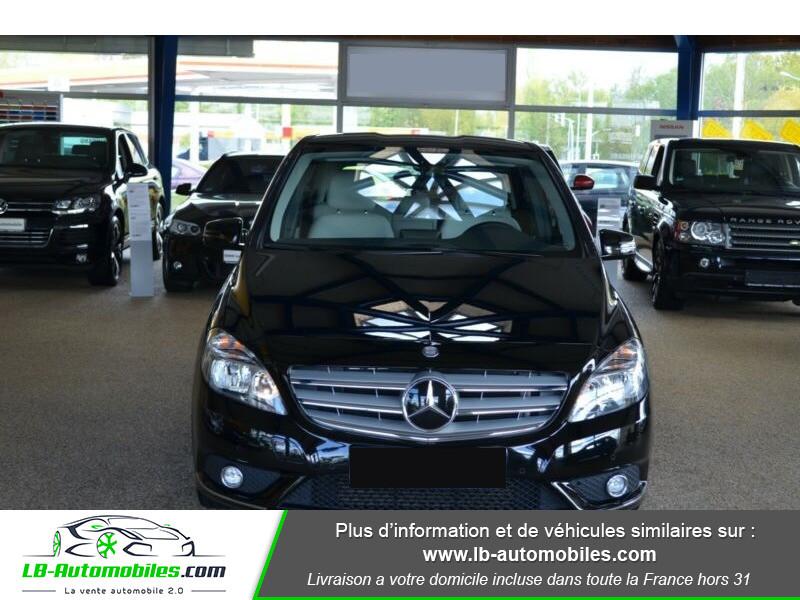 Mercedes Classe B 180 180 Noir occasion à Beaupuy - photo n°8