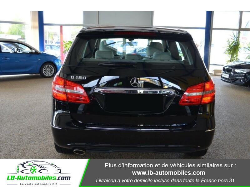 Mercedes Classe B 180 180 Noir occasion à Beaupuy - photo n°9