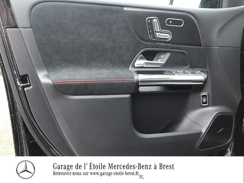 Mercedes Classe B 180 180d 116ch AMG Line Edition 7G-DCT Noir occasion à BREST - photo n°18