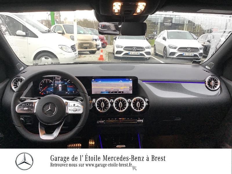Mercedes Classe B 180 180d 116ch AMG Line Edition 7G-DCT Noir occasion à BREST - photo n°6