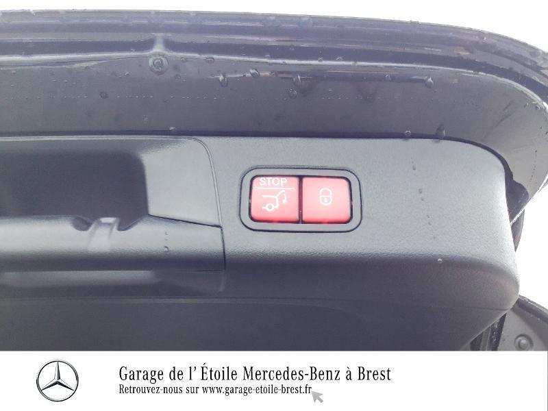 Mercedes Classe B 180 180d 116ch AMG Line Edition 7G-DCT Noir occasion à BREST - photo n°17