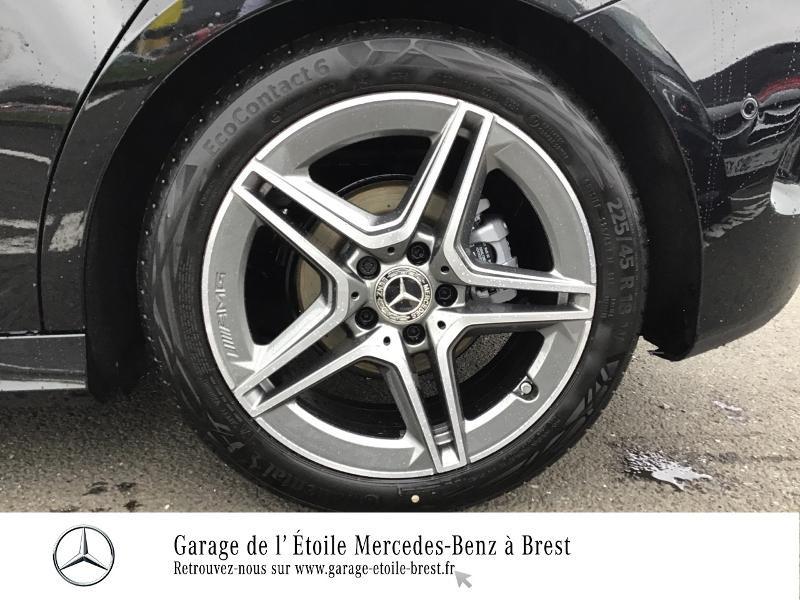 Mercedes Classe B 180 180d 116ch AMG Line Edition 7G-DCT Noir occasion à BREST - photo n°14
