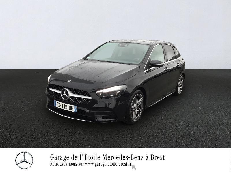 Mercedes Classe B 180 180d 116ch AMG Line Edition 7G-DCT Noir occasion à BREST