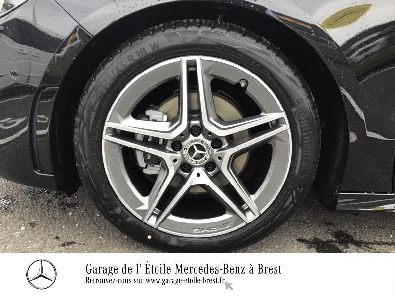 Mercedes Classe B 180 180d 116ch AMG Line Edition 7G-DCT Noir occasion à BREST - photo n°13