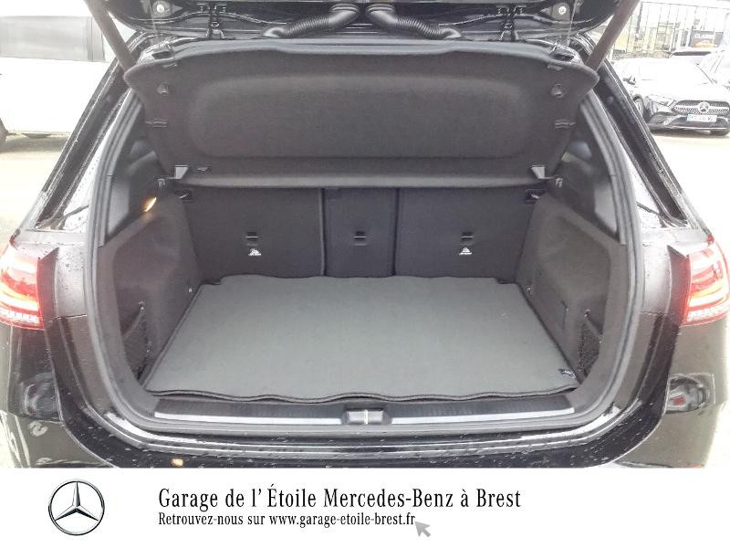 Mercedes Classe B 180 180d 116ch AMG Line Edition 7G-DCT Noir occasion à BREST - photo n°12