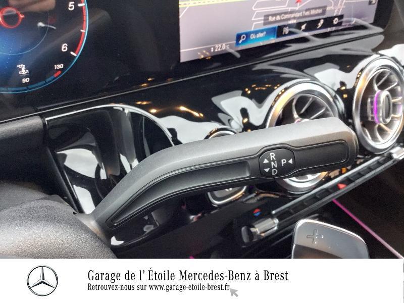 Mercedes Classe B 180 180d 116ch AMG Line Edition 7G-DCT Noir occasion à BREST - photo n°10